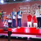 Пензенцы возвращаются с летних игр Специальной олимпиады с шестью медалями