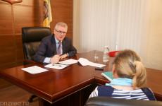 Пензячка попросила Белозерцева помочь спасти дочь от анорексии