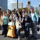 Студенты ПГУАС отпраздновали День победы в Берлине