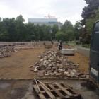 Подрядчик: «У пензенского УКСа нет денег на полноценный ремонт фонтанной площади»