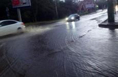 В Пензе жители Южной поляны оказались по колено в воде