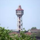 Пензенский экстремал залез на шпиль водонапорной башни ЗИФ
