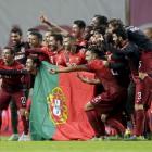 Обзор фотожаб: «Финальный матч сборных Португалии и Франции»