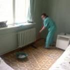 В ишимском наркодиспансере «снесло крышу». Вода льется потоком в палаты, больные спят в коридоре