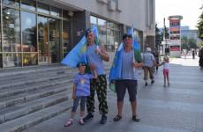 Понеслась! Пензенские ВДВшники стекаются к Московской