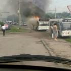 Стали известны подробности пожара в автобусе на 8 марта
