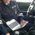 В Пензенской области сотрудники ГИБДД украли мотоцикл