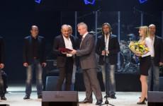 «Хор Турецкого» исполнил лучшие песни к своему юбилею вместе с пензенскими зрителями