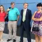 Мельниченко передал жалобу на Белозерцева и Левина представителям ОБСЕ
