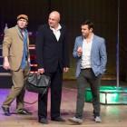 Артисты Московского Независимого Театра показали спектакль «Мартовские коты» на сцене Пензенской филармонии