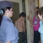 Пензенские представители власти провели рейд по неблагополучным семьям