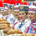 Пензенцы приняли участие в Фестивале национальных семейных традиций